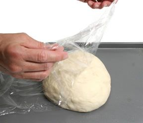 Proofing Dough