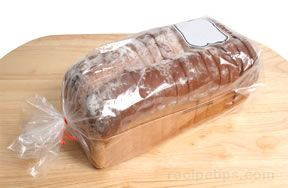 Bread Storage Guide