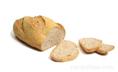 Rye Bread, New York