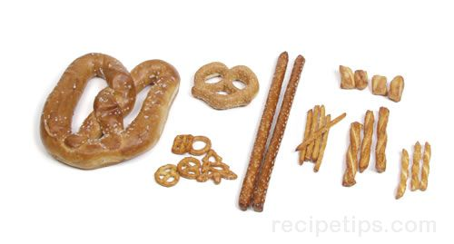 Assorted Pretzels