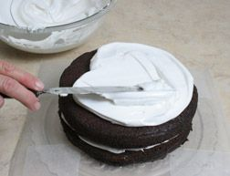 cake frosting basics Article