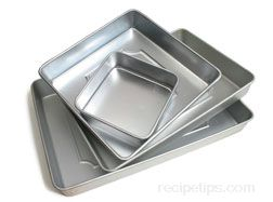 cake pans Article