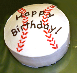baseball cake Article
