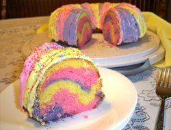 rainbow cake Article