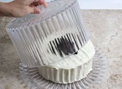Storing a Cake Article