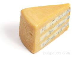 Cheeses of the British Isles Huntsman English to Wensleydale