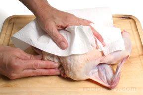 Chicken Handling Safety  Storage