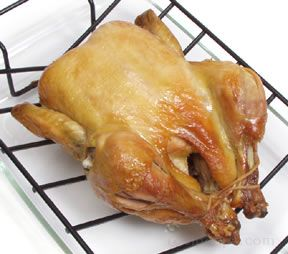 Poultry Cooking Times Article
