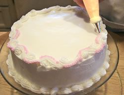 Cake Decorating Border Ideas : Pastry Bags Cake Cake Ideas and Designs