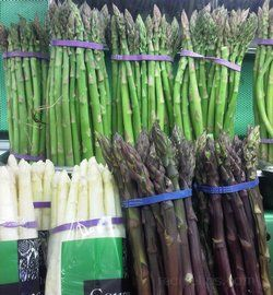 asparagus crowns Article