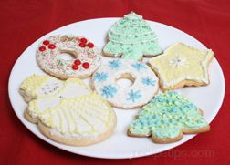 how to make christmas cookies Article