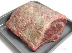 how to cut a prime rib roast after cooking