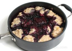 How to Make Blueberry Grunt
