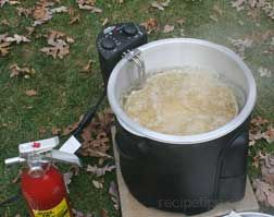 How To Deep Fry A Whole Turkey How To Cooking Tips