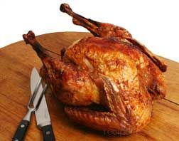 barbecuing and smoking turkey Article