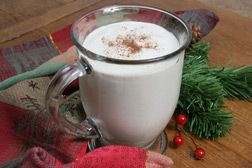 how to make homemade eggnog Article