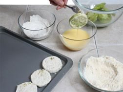 how to make fried green tomatoes Article