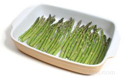 baking asparagus Article