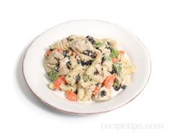 Blueberry Pasta Salad Article