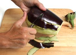 How to Cut an Eggplant Article