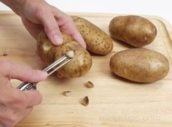 All About Potatoes How To Cooking Tips Recipetips Com
