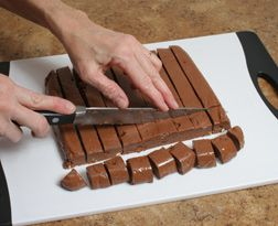 how to make fudge Article