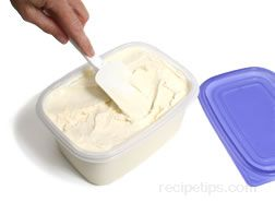 Safety and Storage of Homemade Ice Cream