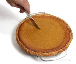 Storing Pumpkin Pie