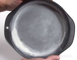 Pan Preparation Article