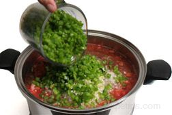 how to make canned salsa thicker