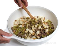 How to Make Stuffing Article