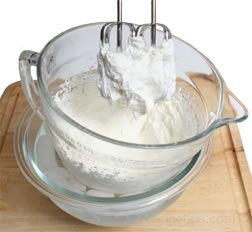 whipping cream Article