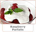Raspberry Parfaits