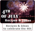 4th of July Recipes and Ideas