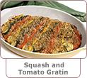 Squash and Tomato Gratin Recipe
