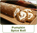 Pumpkin Spice Roll Recipe
