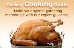 Turkey Cooking Guide