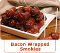 Bacon Wrapped Smokies Recipe
