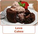Lava Cakes Recipe