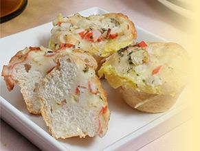 Mini Crab Quiches