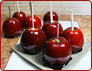 Fire Red Candy Apples Recipe