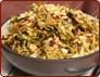 Shredded Parmesan Brussel Sprouts Recipe
