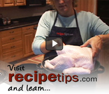 How to Brine a Turkey Video