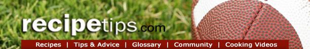 RecipeTips.Com Home Page