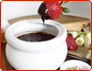 Chocolate Coffee Fondue Recipe