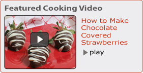How to Make Chocolate Covered Strawberries Video