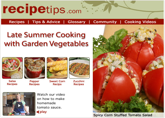 RecipeTips.Com