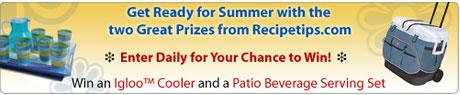 Summer Cooler Giveaway
