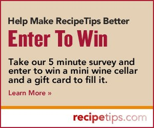 Take a Survey For a Chance To Win Some Wine