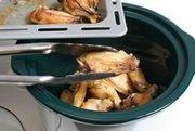 Slow Cook Chicken Drummies